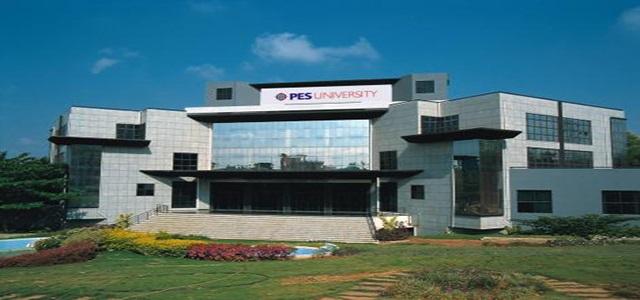 cover image PES University (PESU)