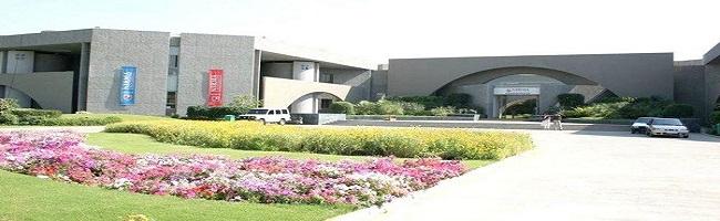 cover image Nirma University
