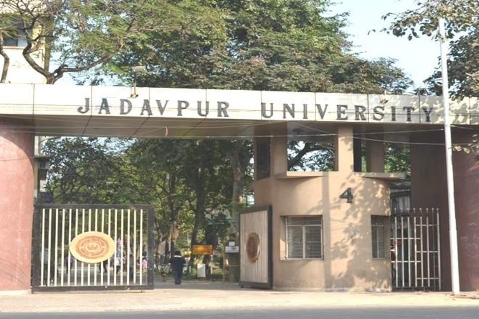 cover image Jadavpur University