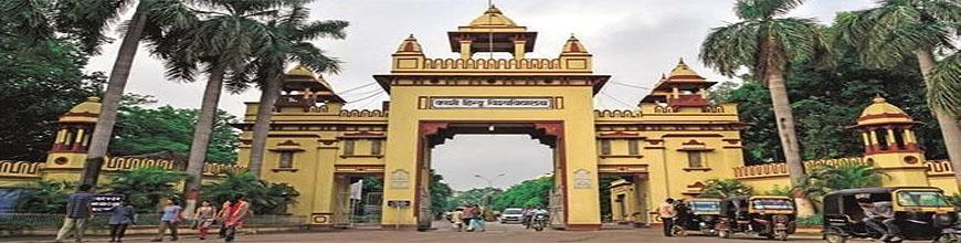 cover image BHU - Banaras Hindu University