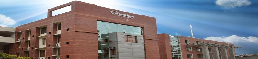 cover image Quantum University