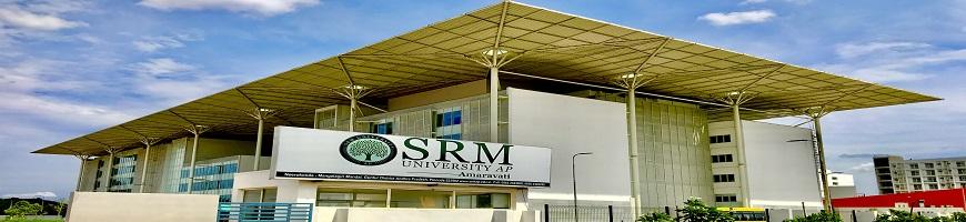 cover image School of Entrepreneurship and Management Studies, SRM University